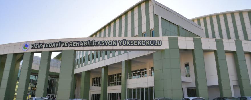 Ahi Evran Üniversitesi Fizik Tedavi ve Rehabilitasyon Çalıştayı